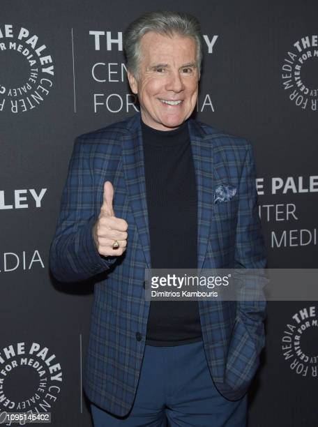 John Walsh attends In Pursuit With John Walsh Screening Conversation at The Paley Center for Media on January 16 2019 in New York City