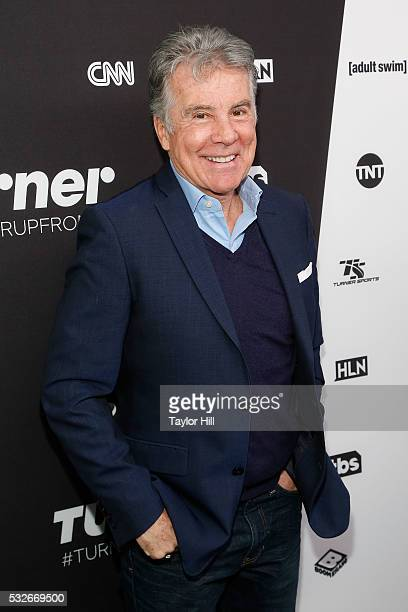 John Walsh attends the Turner Upfront 2016 arrivals at The Theater at Madison Square Garden on May 18 2016 in New York City