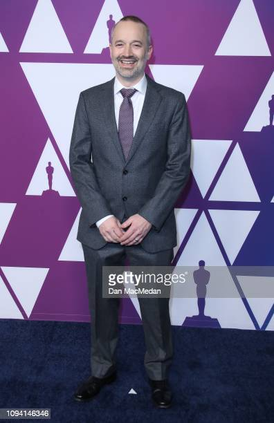 John Warhurst attends the 91st Oscars Nominees Luncheon at The Beverly Hilton Hotel on February 4 2019 in Beverly Hills California