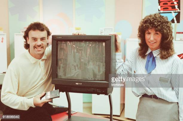 John Wark Middlesbrough FC Player Rumbelows League Cup Man of the Match September 1990