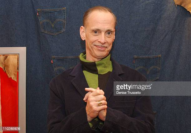 John Waters at Levi's Dry Goods during 2006 Park City Levi's Dry Goods Day 1 at Main Street in Park City Utah United States