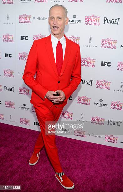 John Waters attends the 2013 Film Independent Spirit Awards at Santa Monica Beach on February 23 2013 in Santa Monica California