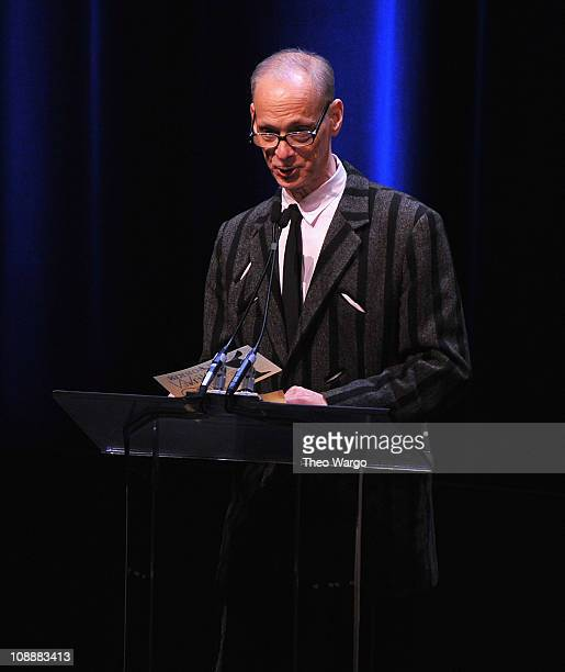 John Waters attends the 63rd annual Writers Guild Awards at the AXA Equitable Center on February 5 2011 in New York City
