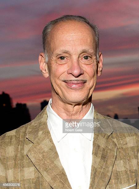 John Waters attends the French Cinema Celebration during the 52nd New York Film Festival at on September 28 2014 in New York City