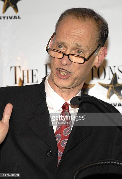 John Waters during 14th Annual Hamptons International Film Festival - Industry Toast to Ted Hope at East Hampton Point in East Hampton, New York,...