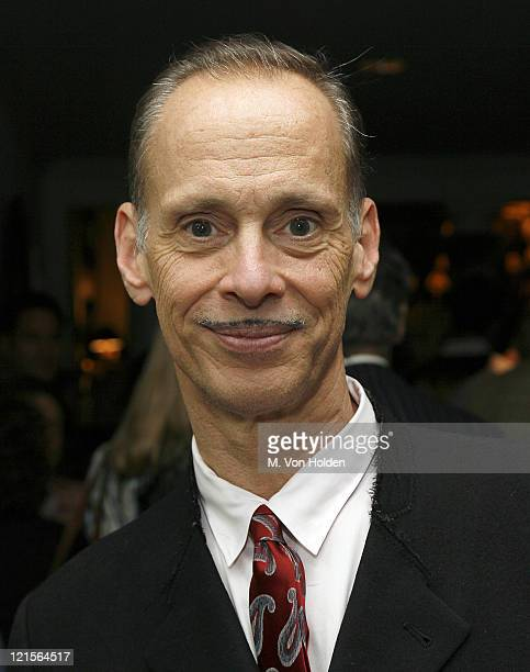 John Waters during 14th Annual Hamptons International Film Festival Beach Front Party - October 19, 2006 at Judy Licht residence in Bridge Hampton,...