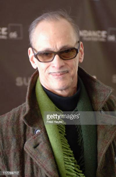 John Waters during 2006 Sundance Film Festival Sherrybaby Premiere at Racquet Club in Park City Utah United States