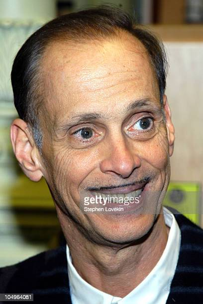 John Waters during John Waters Signs Copies of His New Book 'Art - A Sex Book' at Barnes and Noble - Chelsea in New York City, NY, United States.