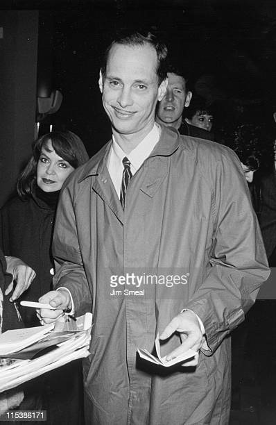 John Waters during The 4th Annual IFP/West Independent Spirit Awards at Hollywood Roosevelt Hotel in Hollywood California United States