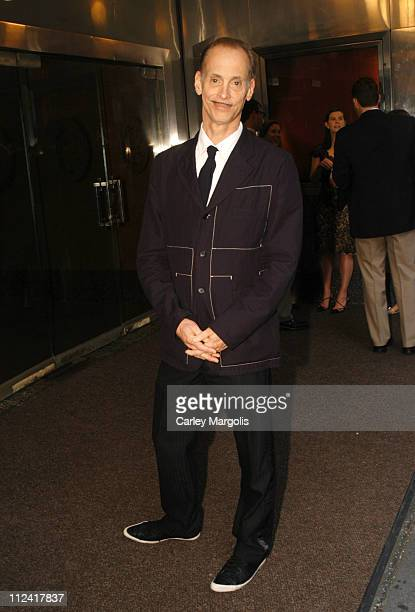 John Waters during The Museum of Modern Art Presents the 36th Annual Party in the Garden Honoring Steve Martin at Roseland Ballroom in New York City...