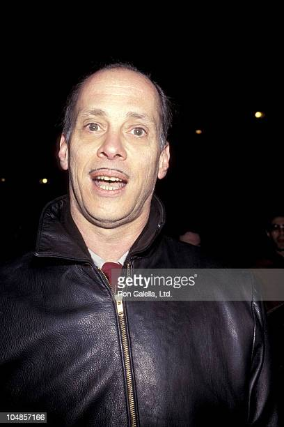 John Waters during 'Touch' New York City Premiere at The Screening Room in New York City NY United States