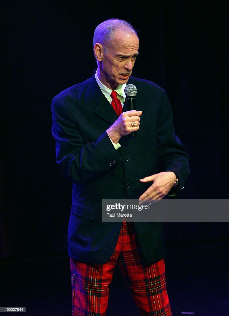 A John Waters Christmas Photos and Images   Getty Images