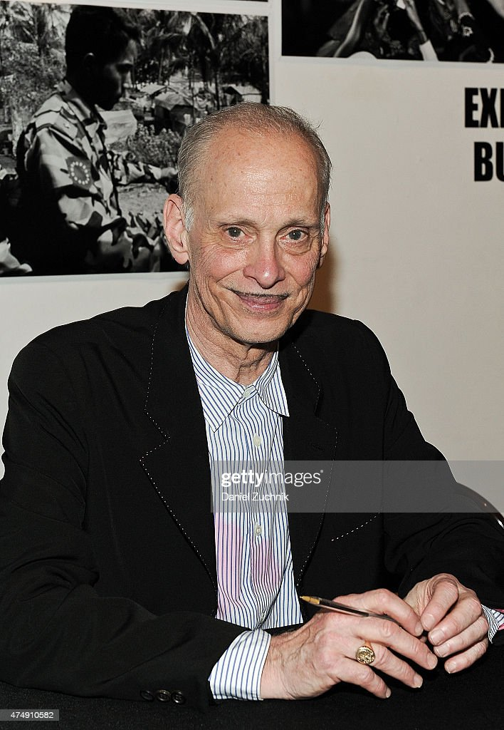 "John Waters ""Carsick"" Book Launch Party"
