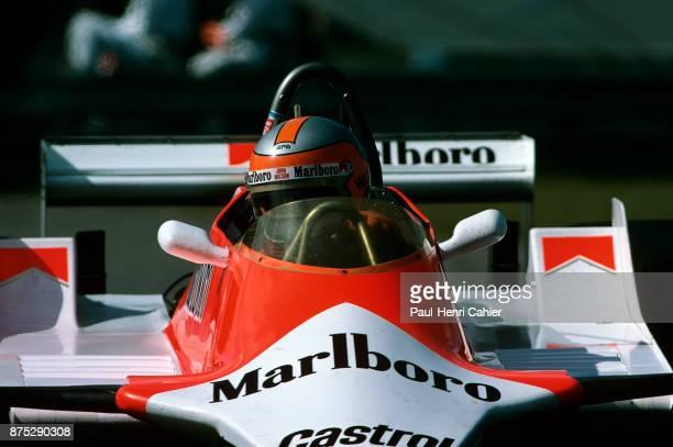 John Watson, McLaren-Ford M29, Grand Prix of Canada, Circuit Gilles Villeneuve, 28 September 1980.