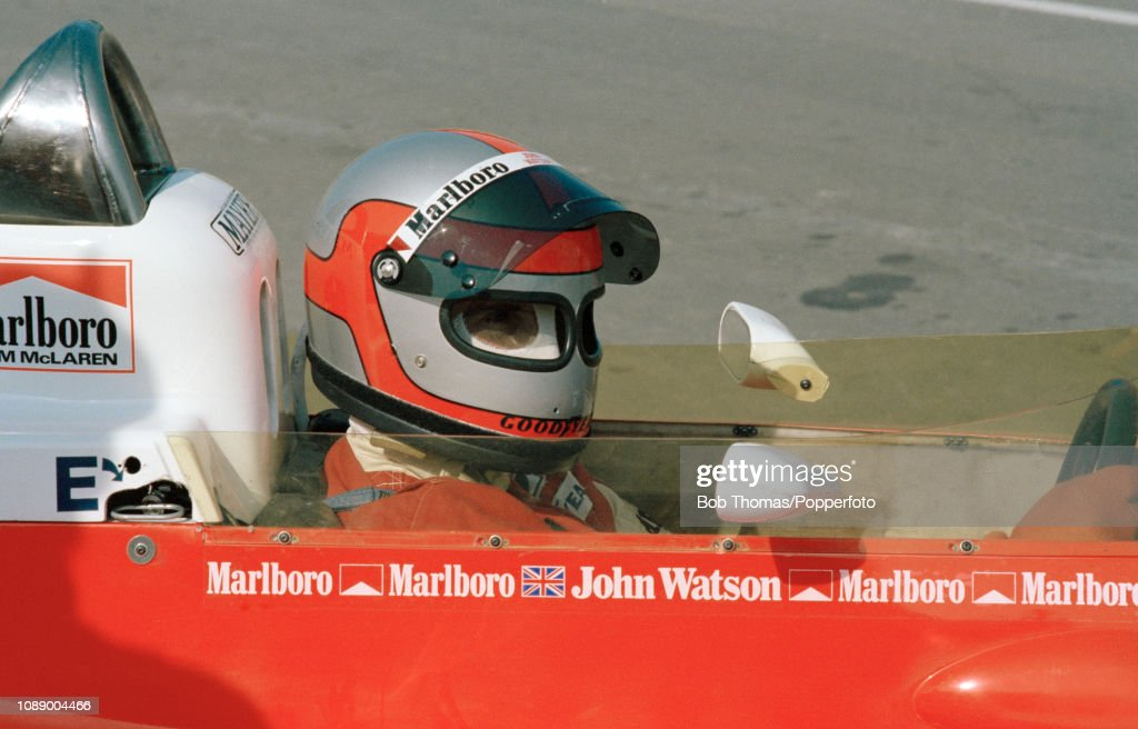 1980 F1 British Grand Prix : News Photo