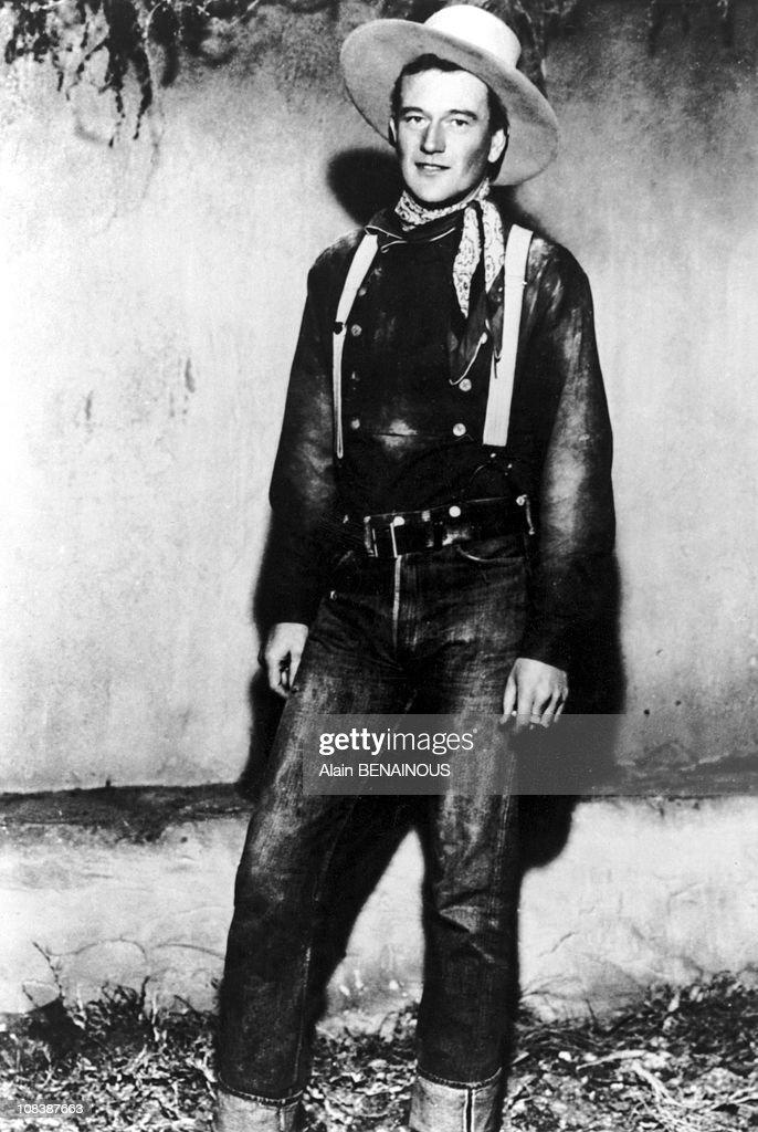 John Wayne : ニュース写真