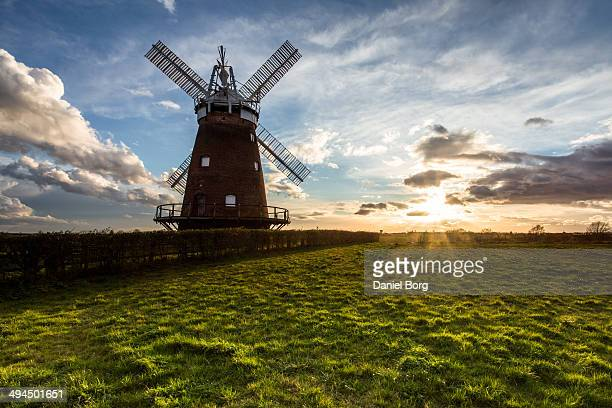 CONTENT] John Webbs or Lowes Mill is a grade II listed Tower mill at Thaxted Essex England which had been restored to working order John Webb's Mill...
