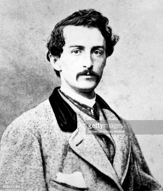 John Wilkes Booth Stock Photos And Pictures Getty Images