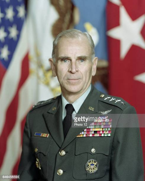 John William Vessey Jr is a retired United States Army general He served as the tenth Chairman of the Joint Chiefs of Staff from June 18 1982 to...