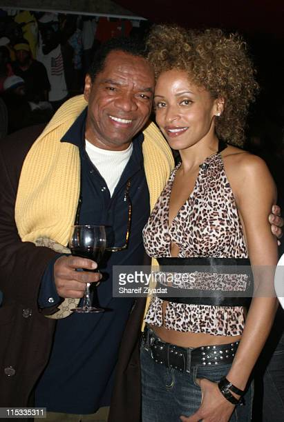 John Witherspoon and Stacie Jones Upchurch of The Apprentice 2
