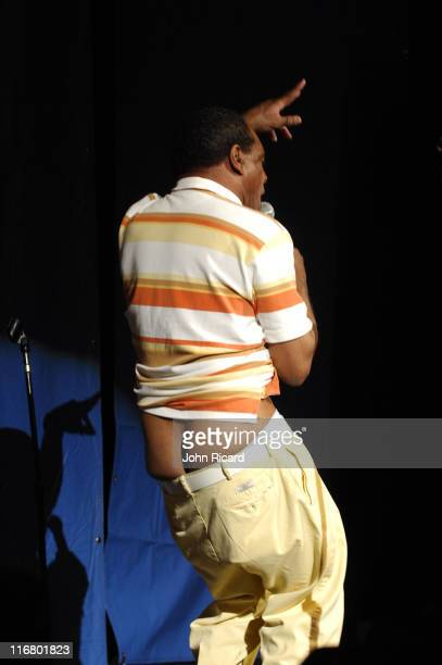 John Witherspoon during Hot97 Presents the April Fool's Comedy Show April 1 2007 at Theater at Madison Square Garden in New York New York United...