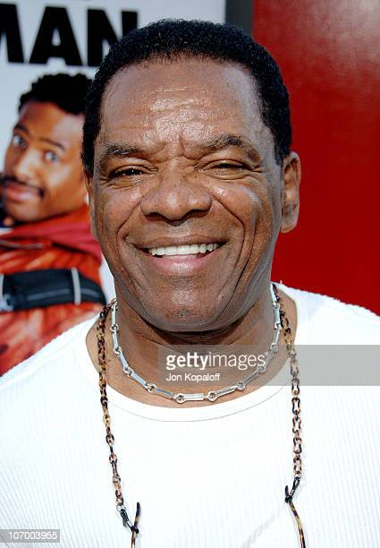 John Witherspoon during Little Man Los Angeles Premiere Arrivals at Mann National Theatre in Westwood California United States