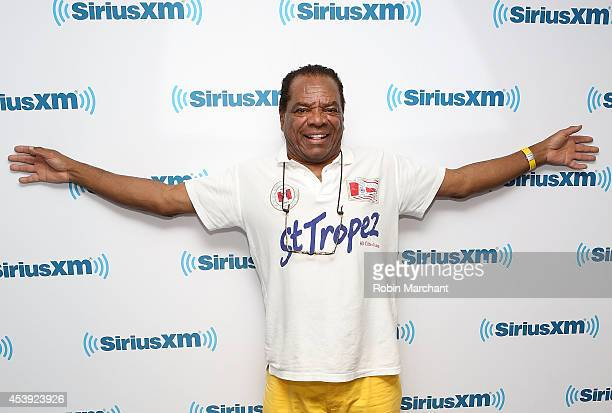John Witherspoon visits at SiriusXM Studios on August 21 2014 in New York City