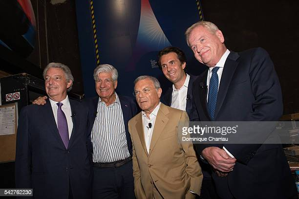 John ÊWren CEO of Omnicom Group Maurice Lvy chief executive officer of Publicis Sir Martin Sorrell CEO of WPP Yannick Bollor chairman and chief...