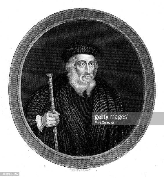 John Wycliffe 14th century English religious reformer 1851 Wycliffe embarked on a translation of the Bible into English in order to bypass the...