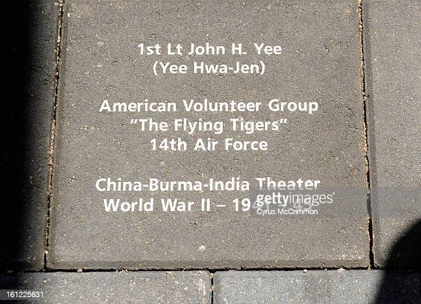John Yee who was an interpreter with the Flying Tigers in World War II spent Memorial Day on Monday, May 28, 2012 at the Wings Over the Rockies Air...