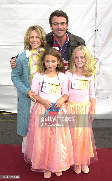 John York Family during 8th Annual Dream Halloween to Benefit Children Affected by Aids Foundation at Santa Monica Airport in Santa Monica California...