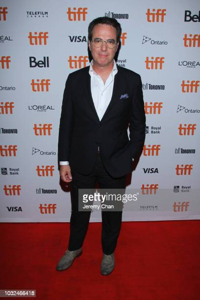 Johnathan Brownlee attends the 'The Standoff At Sparrow Creek' premiere during 2018 Toronto International Film Festival at Ryerson Theatre on...