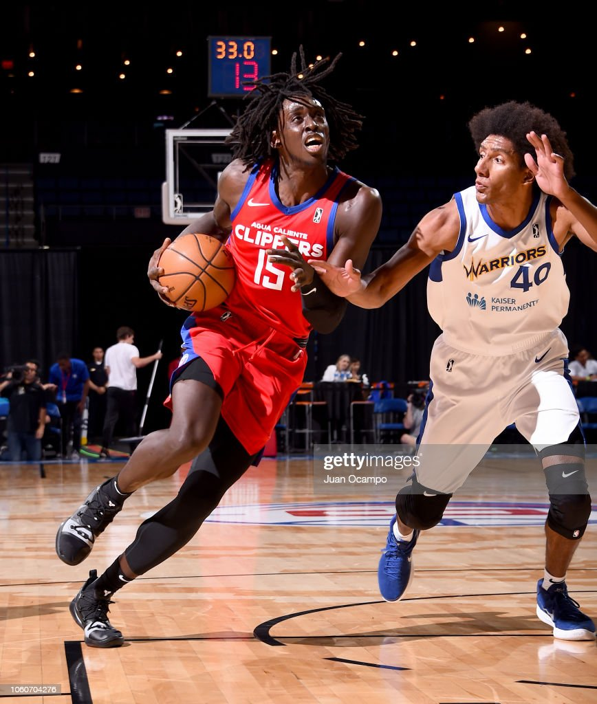 Santa Cruz Warriors v Agua Caliente Clippers : News Photo