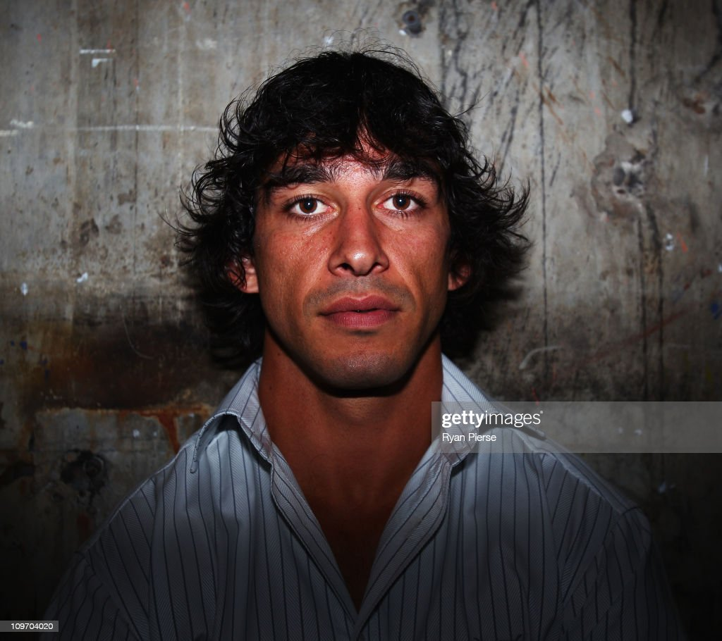 Johnathan Thurston of the North Queensland Cowboys poses during the 2011 NRL Season Launch at Casula Powerhouse Arts Centre on March 2, 2011 in Sydney, Australia.