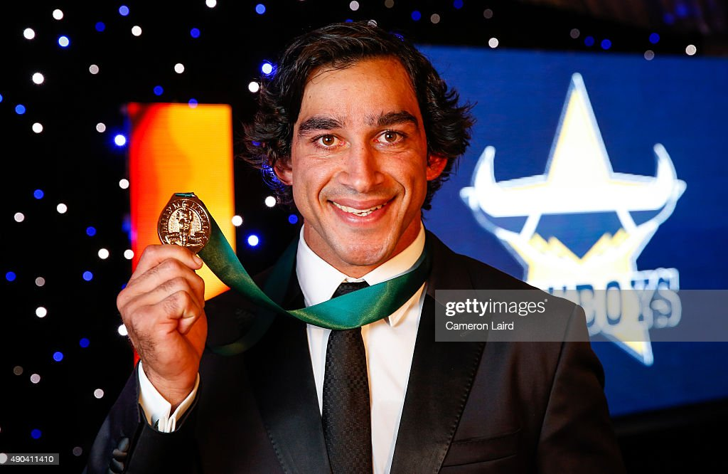 North Queensland Cowboys Dally M Awards Function : News Photo