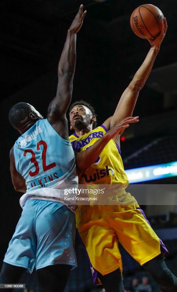 South Bay Lakers v Windy City Bulls : News Photo