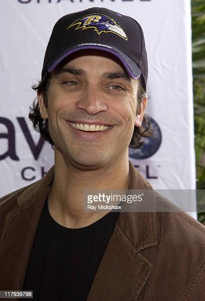 Johnathon Schaech during 2004 World Poker Celebrity Match at Commerce Casino in Commerce California United States