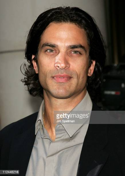 Johnathon Schaech during 'Anchorman The Legend of Ron Burgundy' New York Premiere Outside Arrivals at The Museum of Television Radio in New York City...