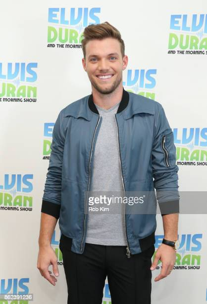JOHNk visits at 'The Elvis Duran Z100 Morning Show' at Z100 Studio on October 17 2017 in New York City