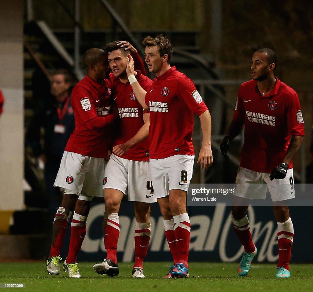 Charlton Athletic v Cardiff City - npower Championship