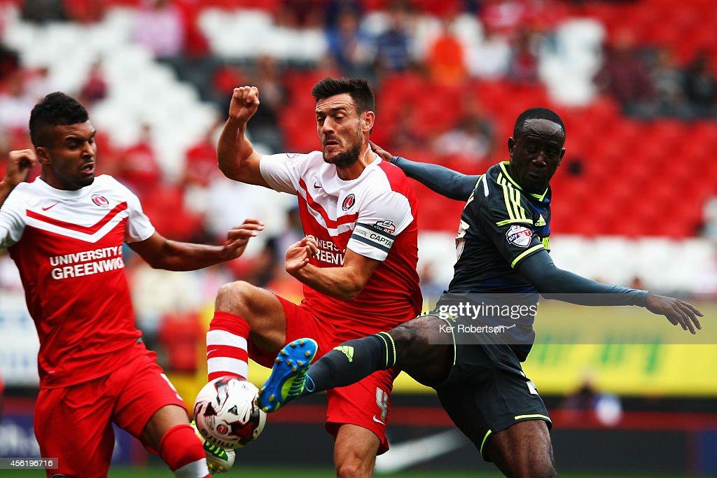 Charlton Athletic v Middlesbrough - Sky Bet Championship