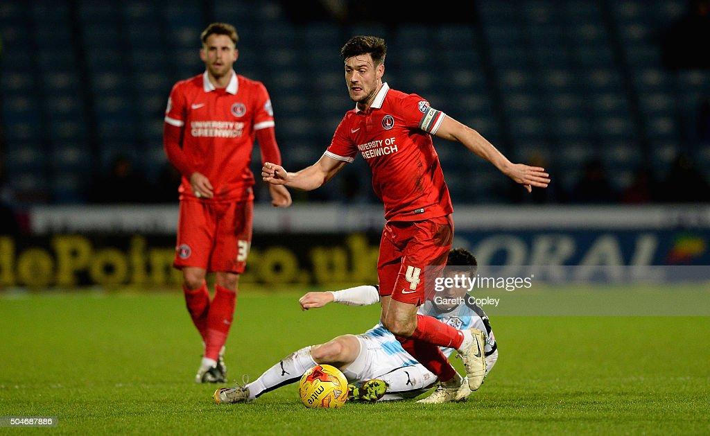 Huddersfield Town v Charlton Athletic   - Sky Bet Championship