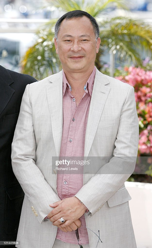 Johnnie To during 2007 Cannes Film Festival - 'Triangle' Photocall at Palais de Festival in Cannes, France.