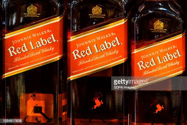 Johnnie Walker is a brand of Scotch whisky now owned by Diageo that originated in the Scottish town of Kilmarnock East Ayrshire The brand was first...