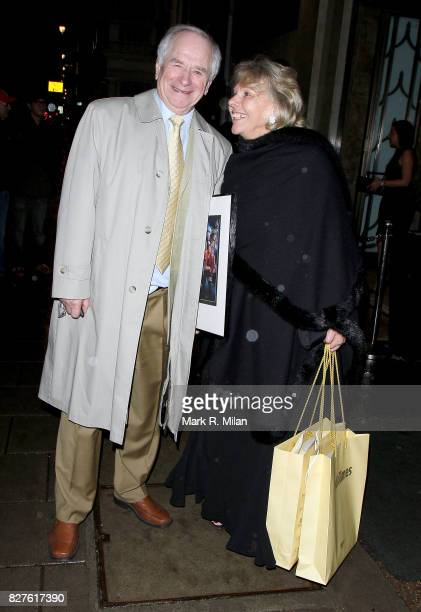 Johnny Ball attends the Radio Times Covers Party at Claridges Hotel on January 29 2013 in London England