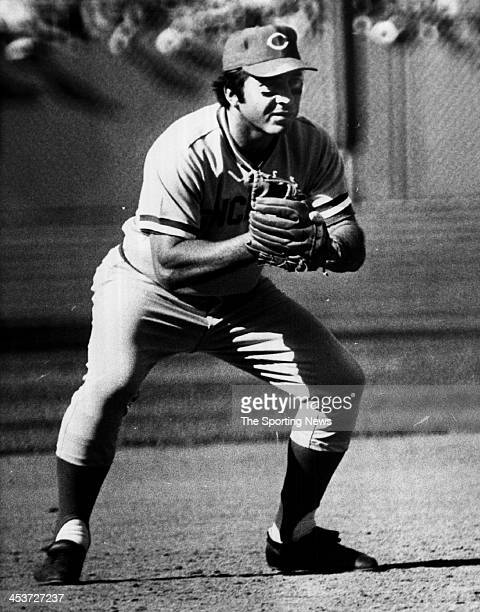 Johnny Bench of the Cincinnati Reds circa 19782