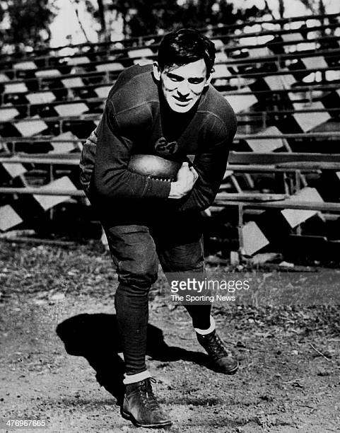 Johnny Blood McNally of the Green Bay Packers circa 1936 in Green Bay Wisconsin
