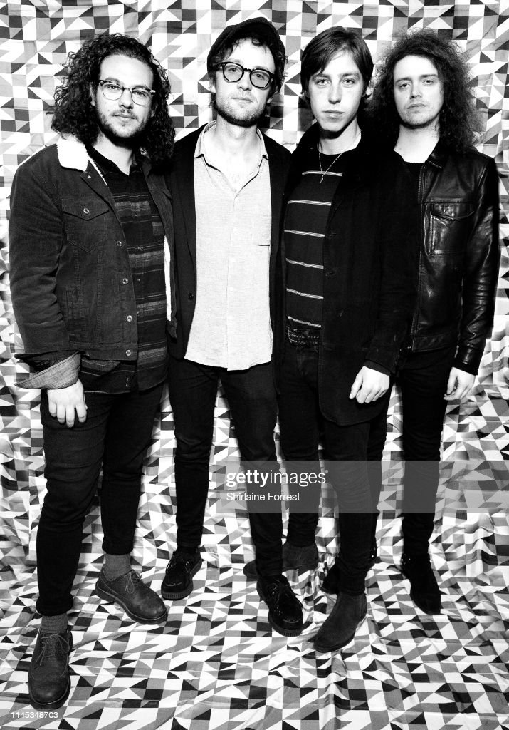 Catfish And The Bottlemen Instore Event At HMV Manchester : News Photo