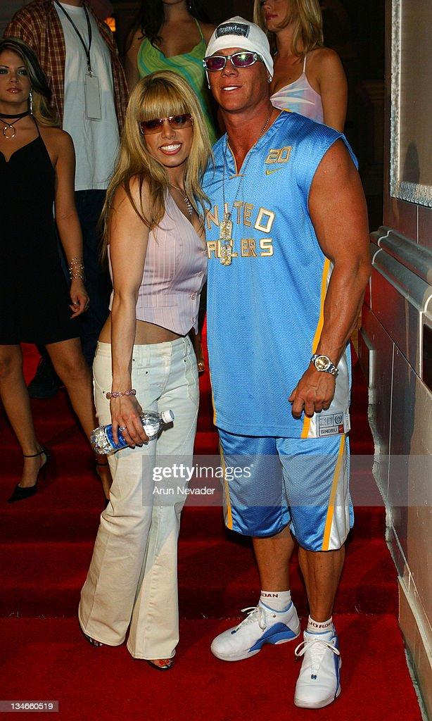 CineVegas 2004 - Vegas Magazine and Cadillac Host Opening Night Party at Caesar's Palace : News Photo