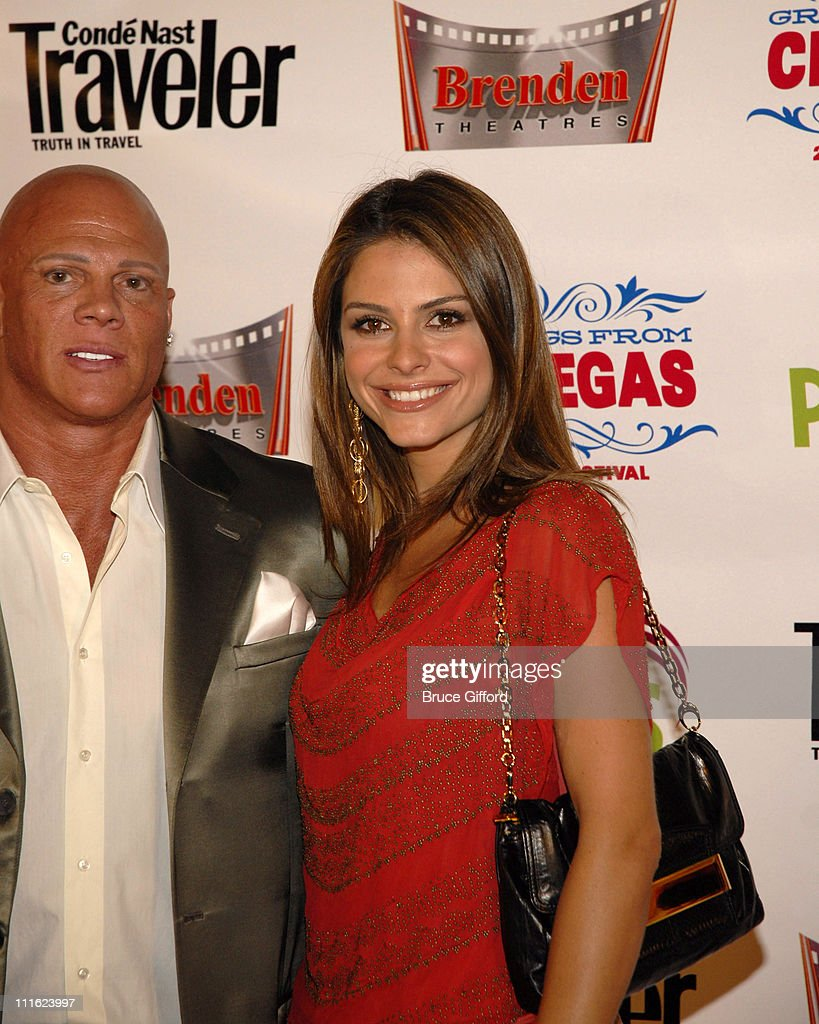 """Maria Menounos Honored With Brenden Celebrity Star and Screening of """"In the Land of Merry Misfits"""" - June 14, 2007 : News Photo"""